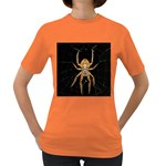 Insect Macro Spider Colombia Women s Dark T-Shirt