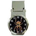 Insect Macro Spider Colombia Money Clip Watches