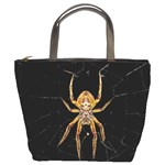 Insect Macro Spider Colombia Bucket Bags
