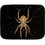 Insect Macro Spider Colombia Double Sided Fleece Blanket (Mini)
