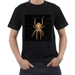 Insect Macro Spider Colombia Men s T-Shirt (Black)