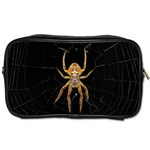 Insect Macro Spider Colombia Toiletries Bags
