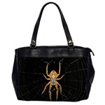 Insect Macro Spider Colombia Office Handbags (2 Sides)