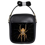 Insect Macro Spider Colombia Girls Sling Bags