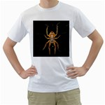 Insect Macro Spider Colombia Men s T-Shirt (White)