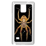 Insect Macro Spider Colombia Samsung Galaxy Note 4 Case (White)