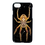 Insect Macro Spider Colombia Apple iPhone 7 Seamless Case (Black)