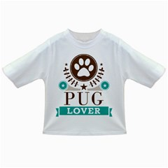 Pug Lover Infant/toddler T-shirts by allthingseveryday