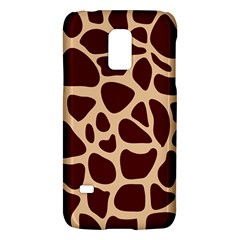 Animal Print Girraf Patterns Galaxy S5 Mini by BangZart