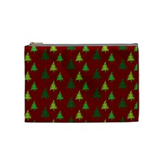 Christmas Cosmetic Bag (medium) by PattyVilleDesigns