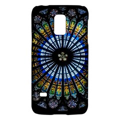 Rose Window Strasbourg Cathedral Galaxy S5 Mini by BangZart
