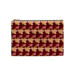 Valentine s Day Cosmetic Bag (medium) by PattyVilleDesigns