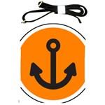 Anchor Keeper Sailing Boat Shoulder Sling Bags