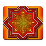 Mandala Zen Meditation Spiritual Large Mousepads