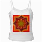 Mandala Zen Meditation Spiritual Ladies Camisoles