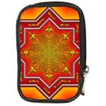 Mandala Zen Meditation Spiritual Compact Camera Cases