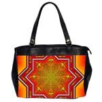 Mandala Zen Meditation Spiritual Office Handbags (2 Sides)