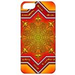 Mandala Zen Meditation Spiritual Apple iPhone 5 Classic Hardshell Case