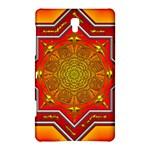 Mandala Zen Meditation Spiritual Samsung Galaxy Tab S (8.4 ) Hardshell Case
