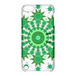 Mandala Geometric Pattern Shapes Apple iPod Touch 5 Hardshell Case with Stand