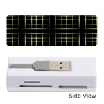 Background Texture Pattern Memory Card Reader (Stick)