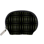 Background Texture Pattern Accessory Pouches (Small)