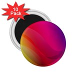 Background Wallpaper Design Texture 2.25  Magnets (10 pack)