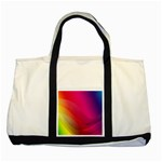 Background Wallpaper Design Texture Two Tone Tote Bag