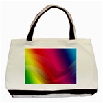 Background Wallpaper Design Texture Basic Tote Bag (Two Sides)