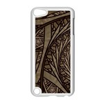 Abstract Pattern Graphics Apple iPod Touch 5 Case (White)