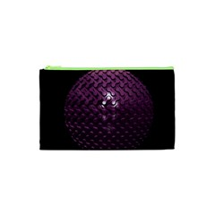 Sphere 3d Geometry Math Design Cosmetic Bag (xs)