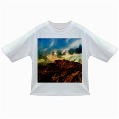 Mountain Sky Landscape Nature Infant/toddler T Shirts by Celenk