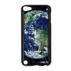 Earth Internet Globalisation Apple Ipod Touch 5 Case (black)