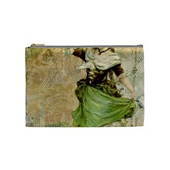 Fairy 1229005 1280 Cosmetic Bag (medium)  by vintage2030