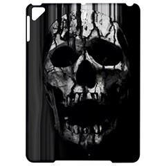 Black And Grey Nightmare Apple Ipad Pro 9 7   Hardshell Case by vwdigitalpainting