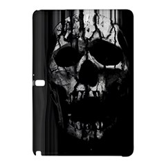 Black And Grey Nightmare Samsung Galaxy Tab Pro 12 2 Hardshell Case by vwdigitalpainting