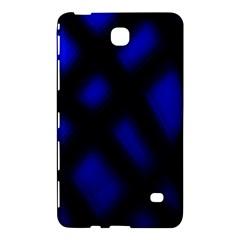 Abstract Plaid Samsung Galaxy Tab 4 (8 ) Hardshell Case  by vwdigitalpainting