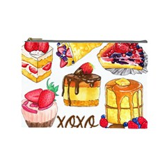Xoxo Cosmetic Bag (large)  by KuriSweets