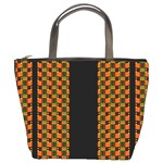 Afro Pop Bucket Bag