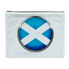 Scotland Nation Country Nationality Cosmetic Bag (xl)