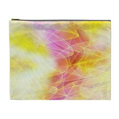 Background Art Abstract Watercolor Cosmetic Bag (xl) by Nexatart