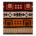 Shango Tribal Shower Curtain 66  x 72