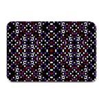 Futuristic Geometric Pattern Plate Mats