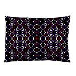 Futuristic Geometric Pattern Pillow Case (Two Sides)