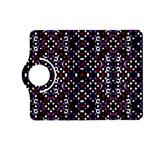 Futuristic Geometric Pattern Kindle Fire HD (2013) Flip 360 Case