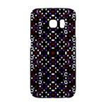 Futuristic Geometric Pattern Galaxy S6 Edge