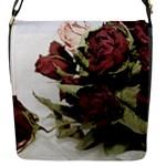 Roses 1802790 960 720 Flap Messenger Bag (S)