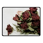 Roses 1802790 960 720 Double Sided Fleece Blanket (Small)