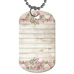 On Wood 2188537 1920 Dog Tag (Two Sides)