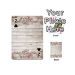On Wood 2188537 1920 Playing Cards 54 (Mini)